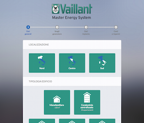 Vaillant Master Energy System